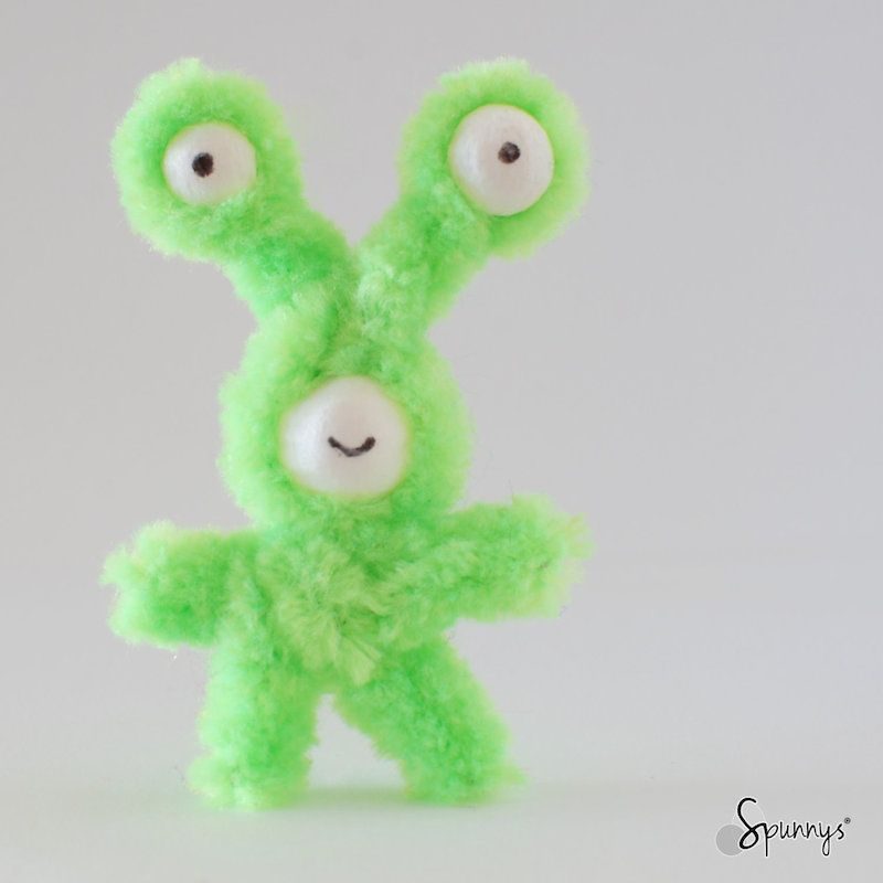 Pipe Cleaner Animals Instructions Step By Step Spun Cotton