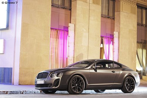 Bentley Continental Super Sports