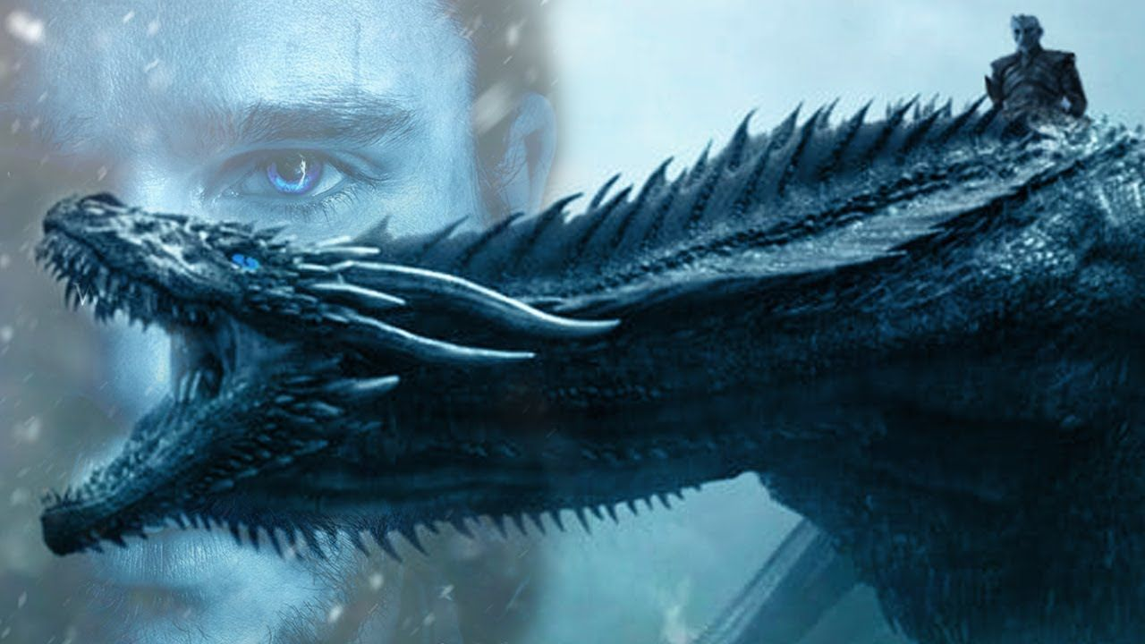 Game Of Thrones Season 7 Episode 7 Dragon Wallpaper Game