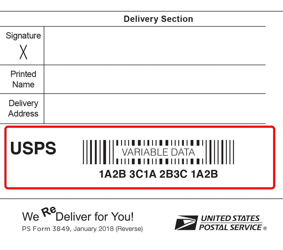 Tracking Number Formats By Carrier In 2020 Tracking Number