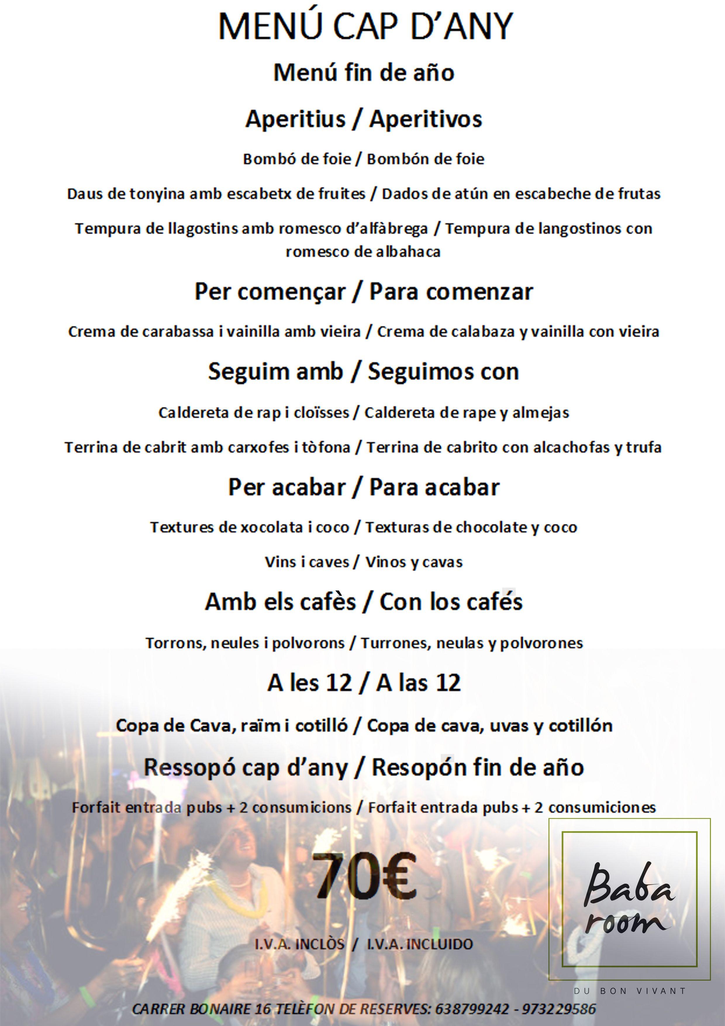 El restaurante de Lleida para fin de año 12222