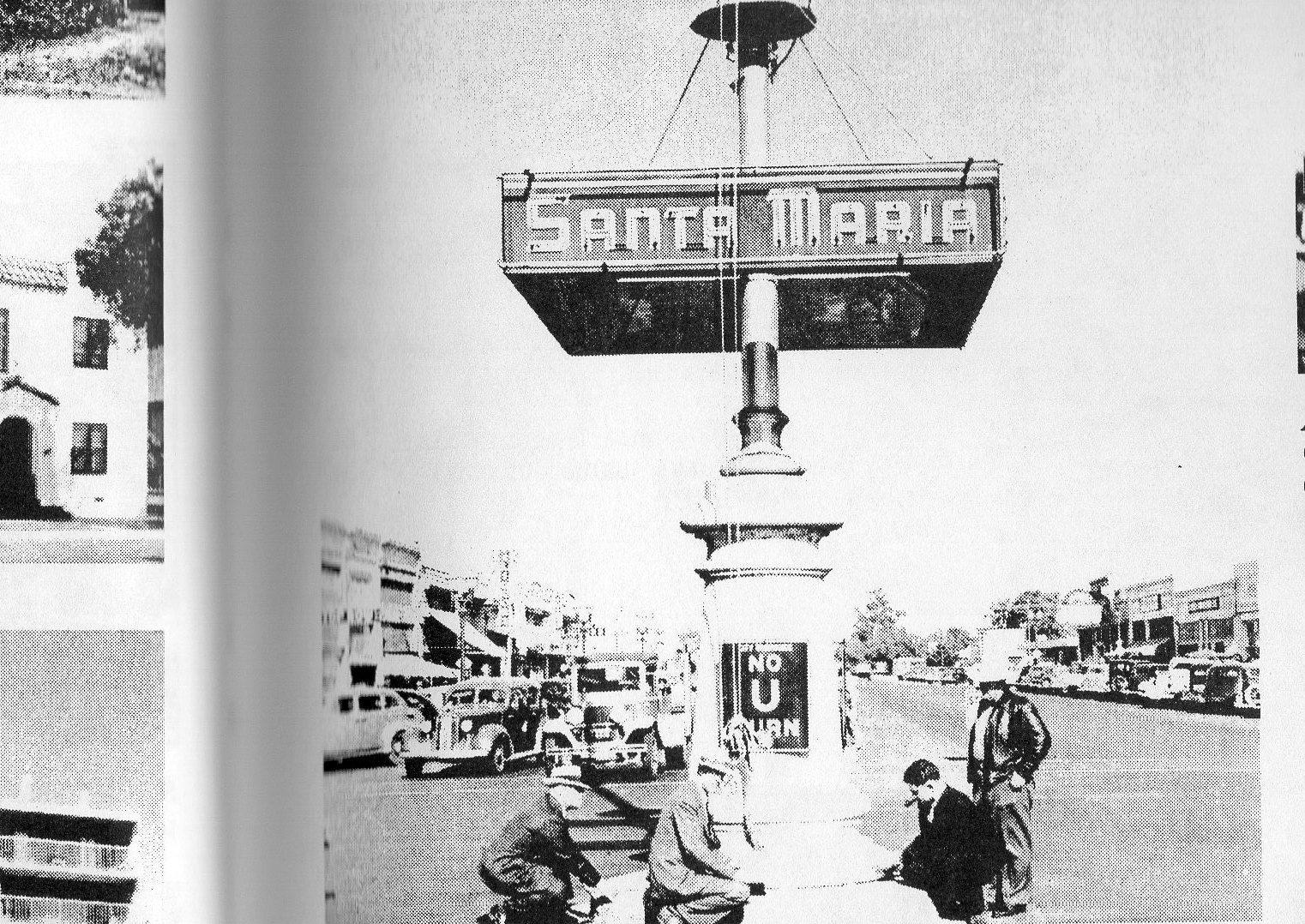 Santa Maria Santa maria california, California history