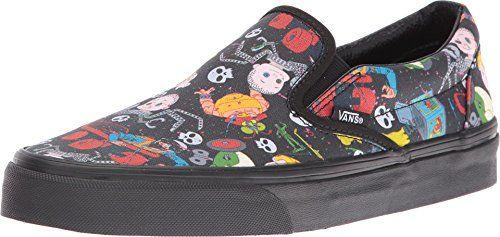 4b21edecd7ba Vans Unisex Shoes Classic Slip On Disney Pixar Sids Mutants Toy Story  Sneakers (13 B(M) US Women   11.5 D(M) US Men)   niftywarehouse.com