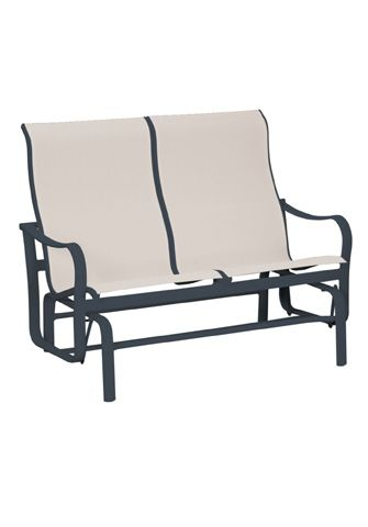 Tropitone Furniture Co Inc Sline Sling Double Glider 150016