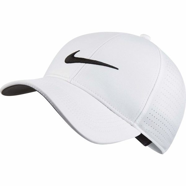 b1e7c7ec0a8 NIKE AeroBill Legacy 91 Perforated Golf Cap was  28