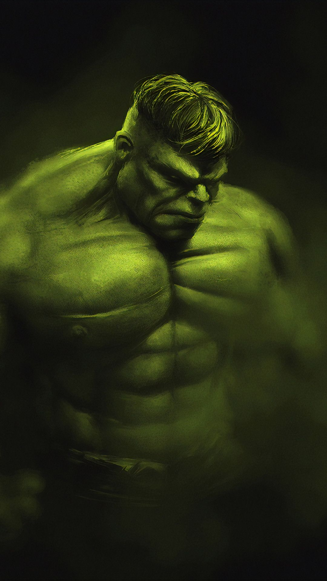 Hulk The Almighty Mobile Wallpaper (iPhone, Android