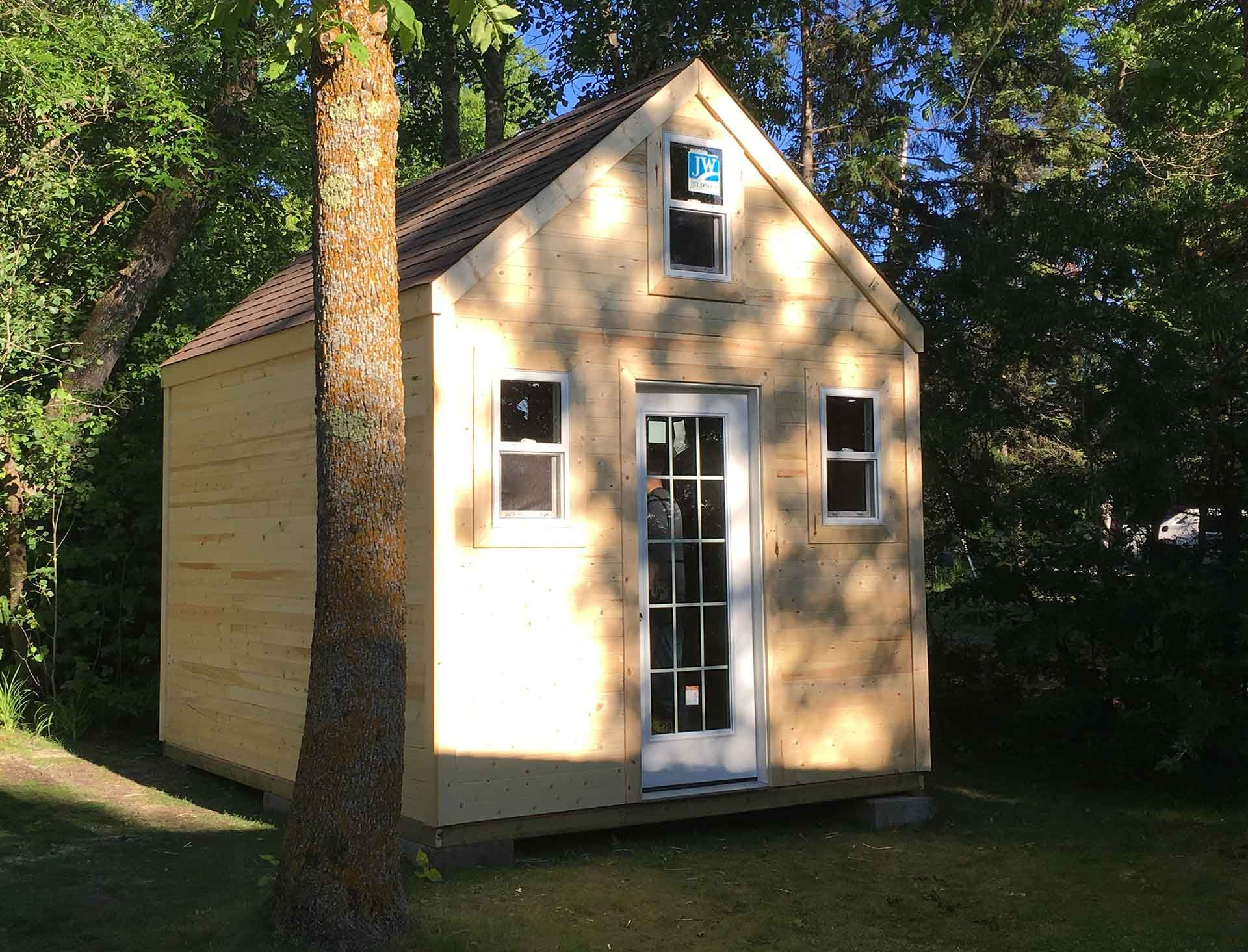How to calculate cost of building a shedhow to assemble