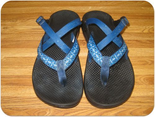 bc2eb0007885 How to clean Chaco and Teva sandals (and BEFORE and AFTER pics!) -  MarytheKaytheBlog