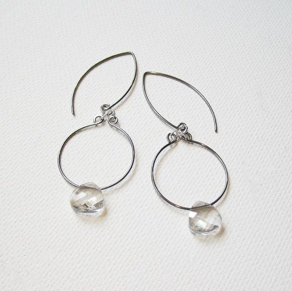 grade titanium earrings swarovski earrings swarovski hoop earrings by 6704