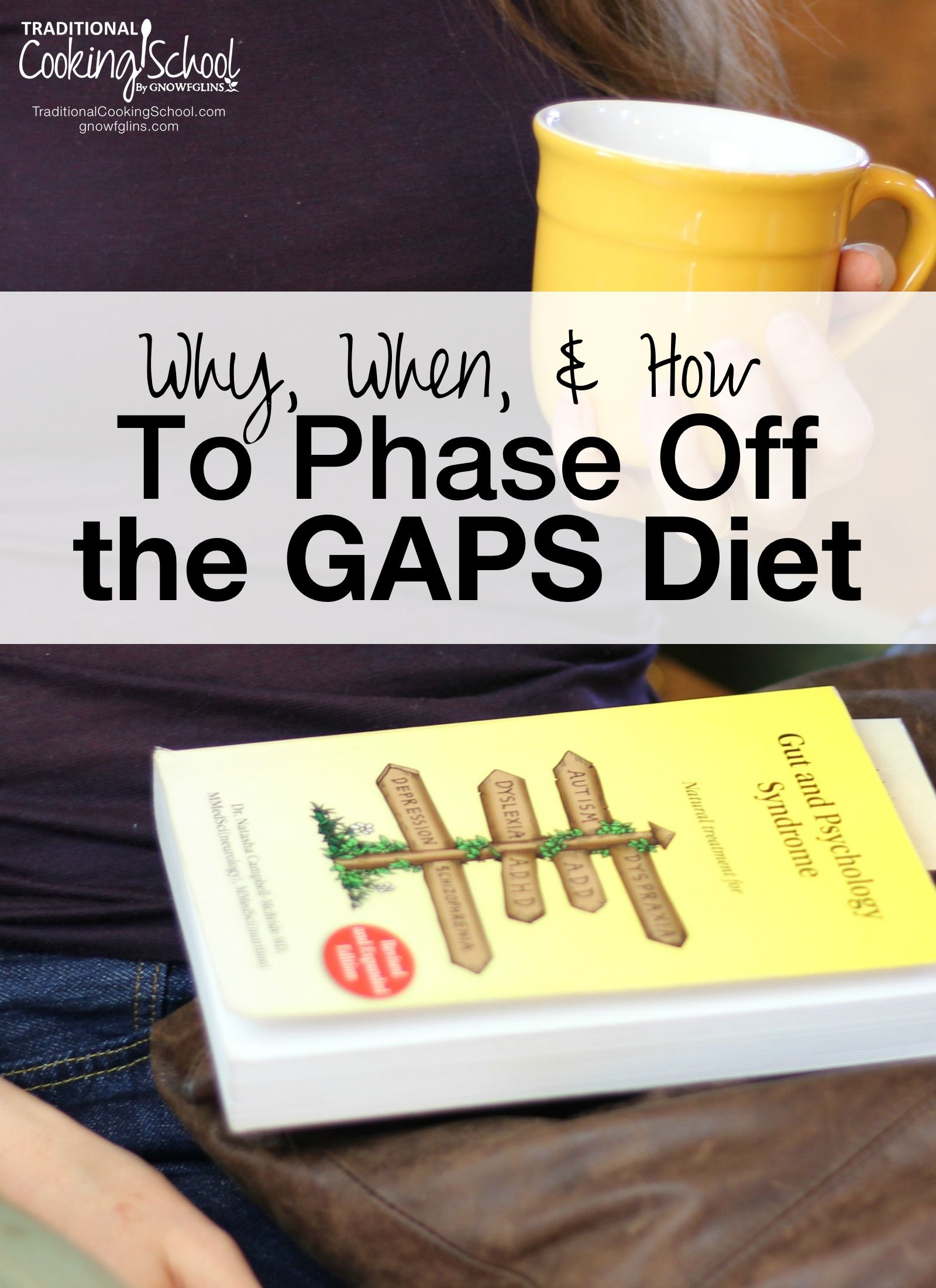 Why Everyone is Talking about the GAPS Diet
