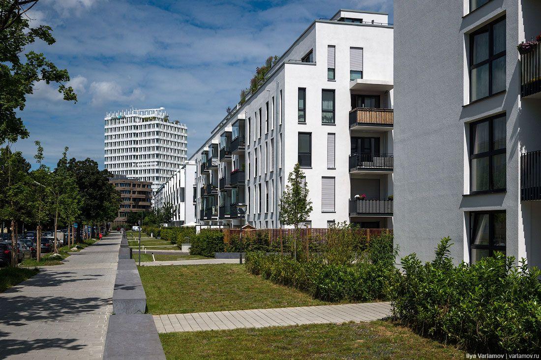Районы мюнхена недвижимость на бали
