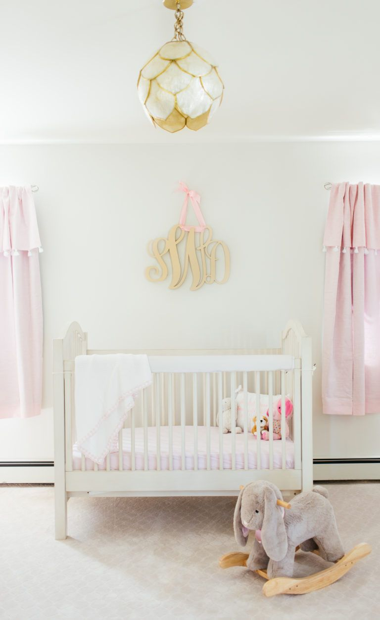 A Big Sister Gets a Room to Grow | Nursery, Babies and Room