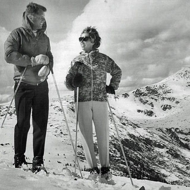 The Colorado Attorney General: Bobby And Ethel Kennedy, 1961