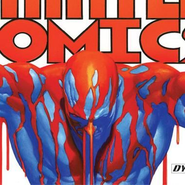 Books: Alex Ross explains why it took 13 years to make The Art of Painted Comics