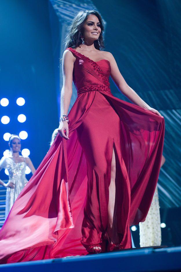 Ximena Navarrete Miss Universe 2010 | HERMOSOS VESTIDOS DE ...