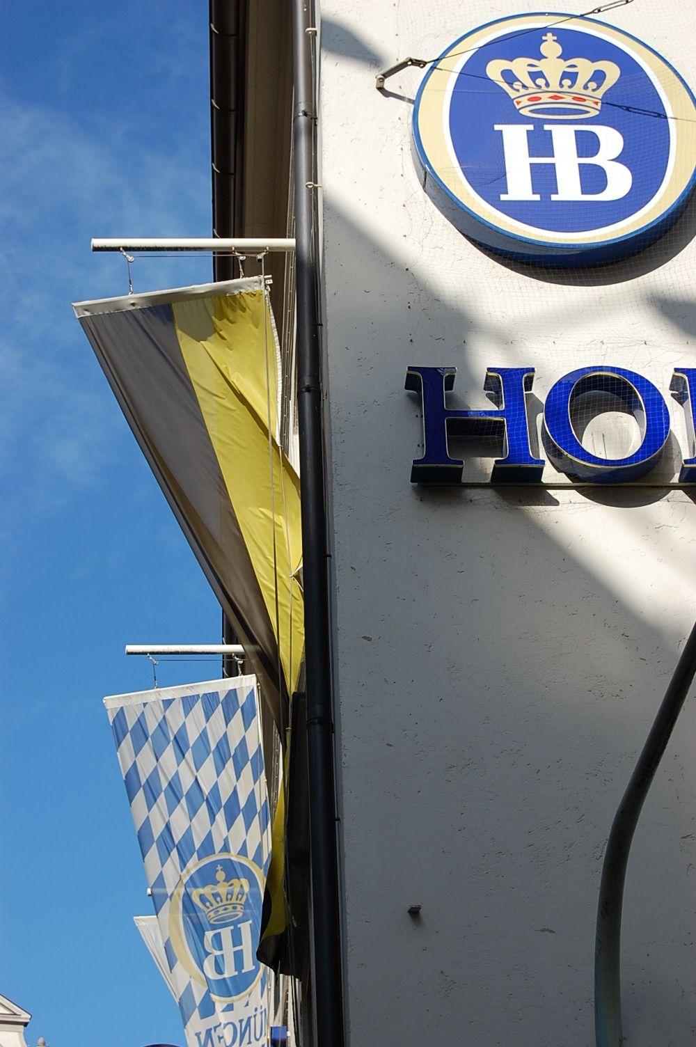 Hofbräuhaus Munich Parken flughafen münchen, München