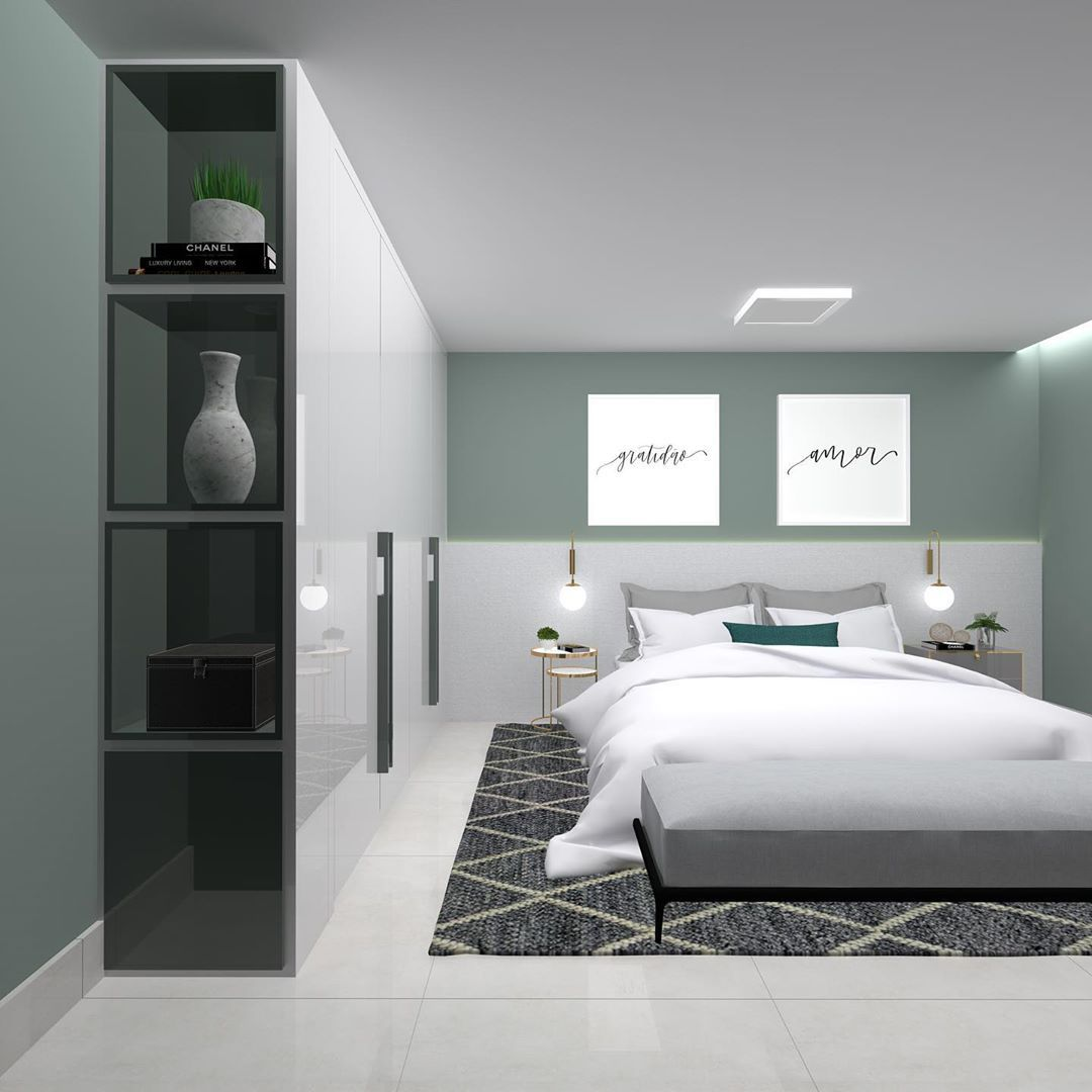 New The 10 Best Home Decor With Pictures Quarto Casal Verde