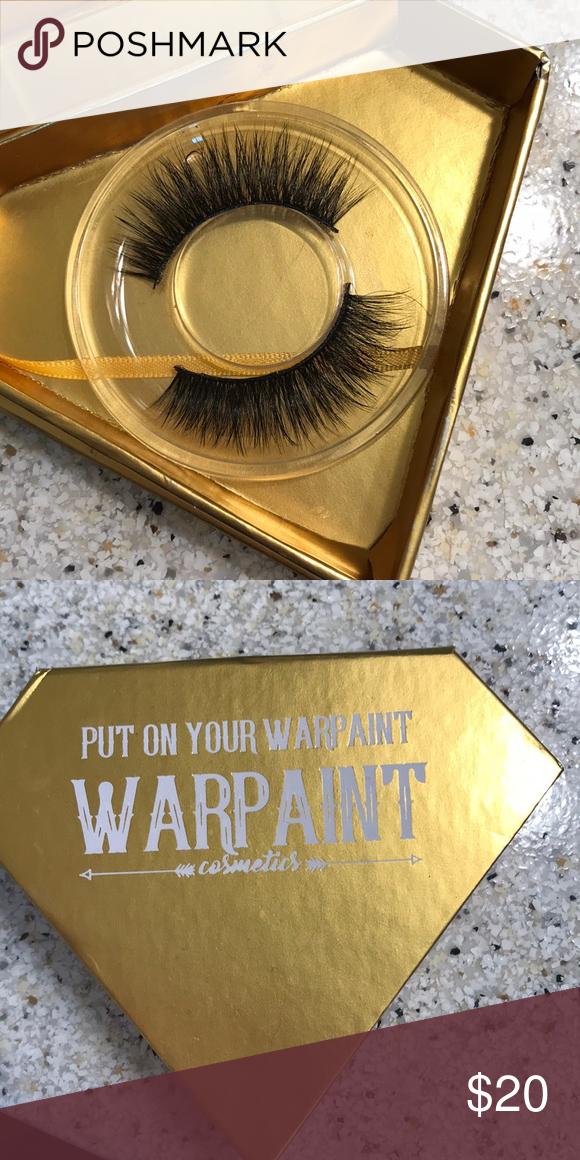 Warpaint lashes by Fallon Taylor Dallas warpaint lashes by Fallon Taylor. New never used!! warpaint Makeup False Eyelashes