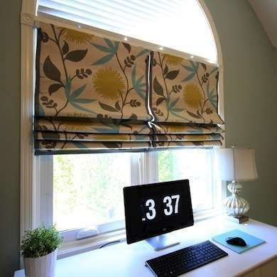 make your own window treatments cornice window make your own window treatment no sew roman shades diy diaries the inspired room im going to do this 13 diy treatments dress up space