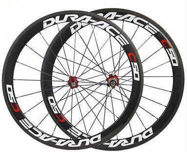 Sale Carbon Clincher Wheelset Cn Dura Ace C50 50mm Powerway