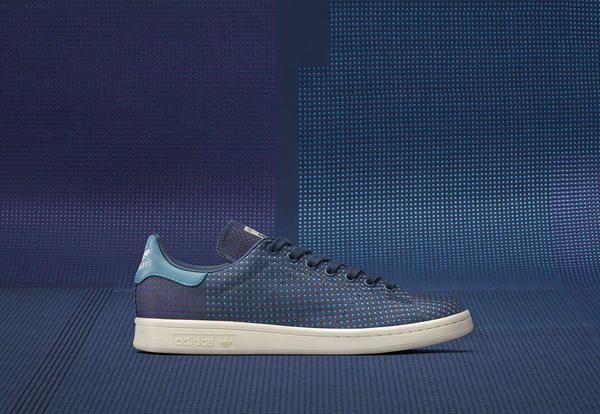sports shoes 11a52 212ab Le Adidas Stan Smith con i tessuti Kvadrat - Elle Decor Italia
