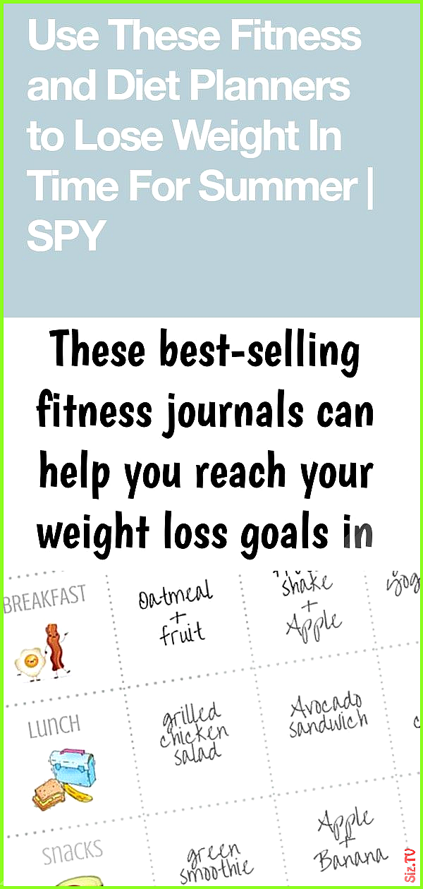 These best-selling fitness journals can help you reach your weight loss goals in time for summer 5 T...