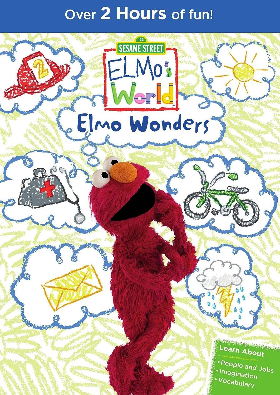 Elmo's World - Firefighters - #4037   DVDs   Elmo world