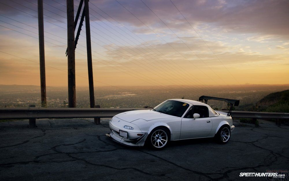 Wallpapers With Modified Mazda Miata Mx 5 Mazda Mazda Mx