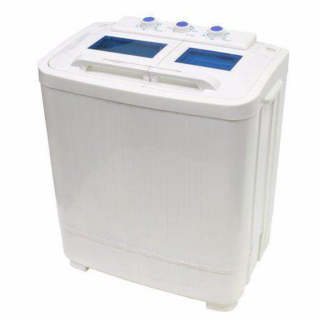 9LB MINI Washer U0026 Spin Dryer Portable Compact Laundry Combo RV   Walmart.com