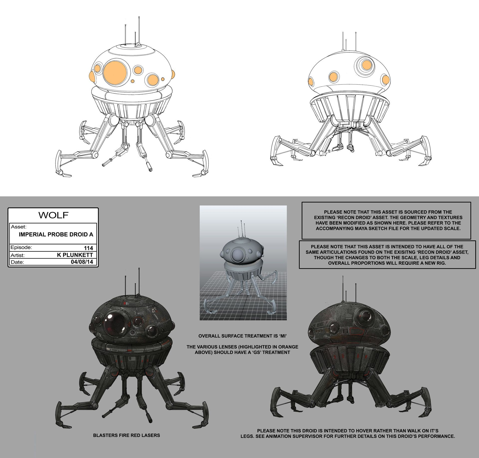 Clone Wars Rebels Concept Art From Paper To Animation Page 4 Jedi Council Forums Star Wars Vehicles Star Wars Trooper Star Wars Concept Art