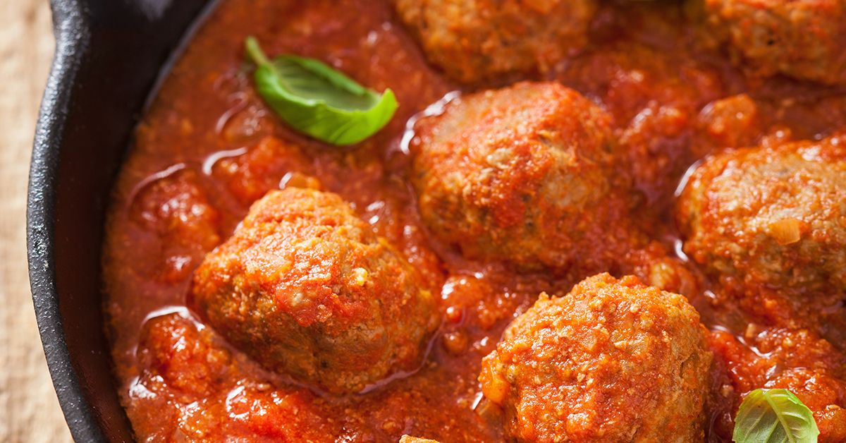 Photo of The absolute BEST meatball recipe