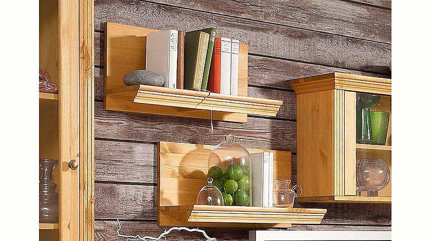 Wandregal-Set (2-tlg), Home affaire, Breite 60 cm Jetzt bestellen - regale für wohnzimmer