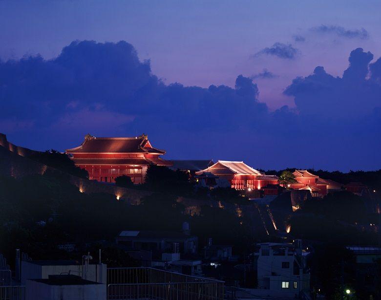 首里城 / Shurijo castle