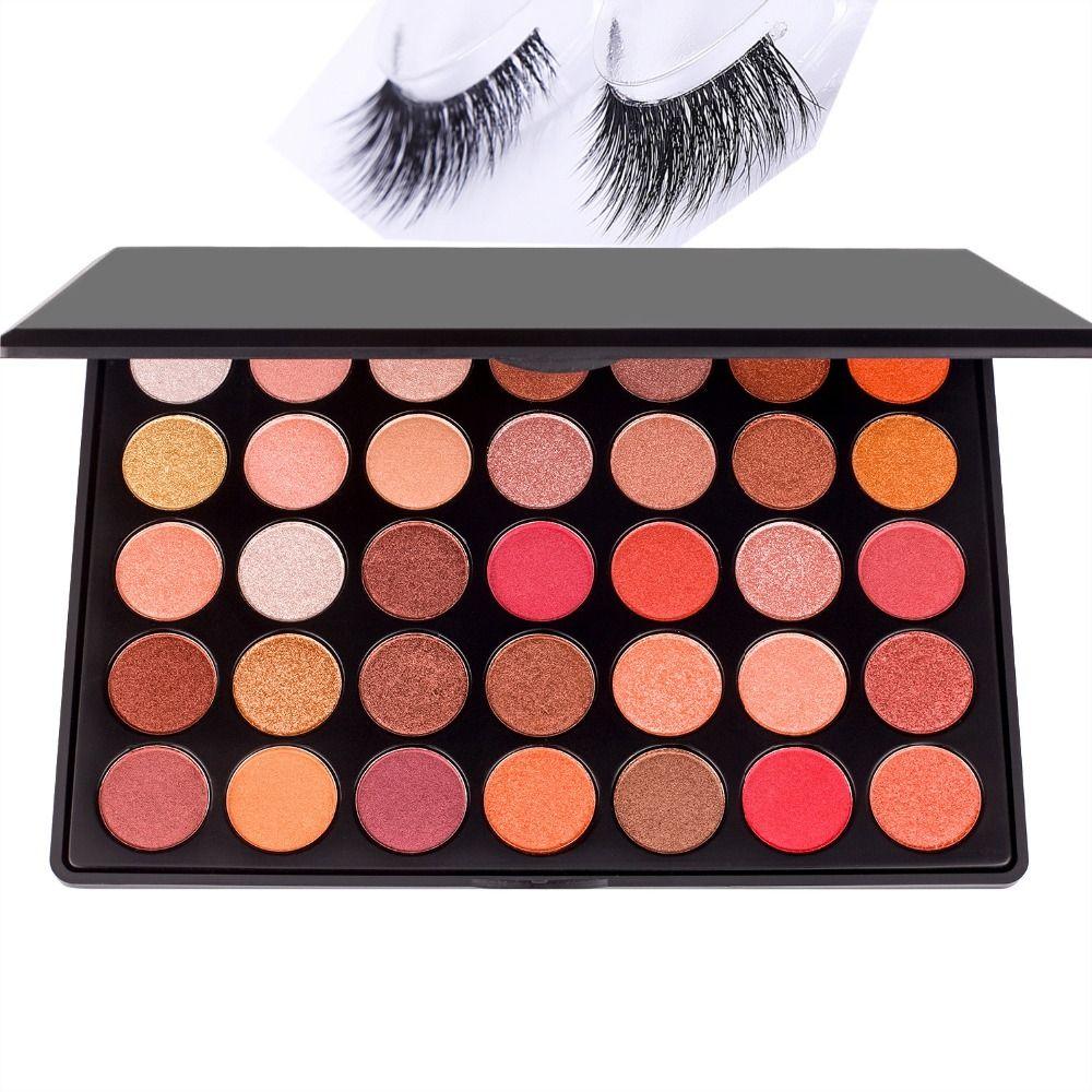 Eye Shadow Eyeshadow Palette Matte Shimmer Makeup Cosmetic