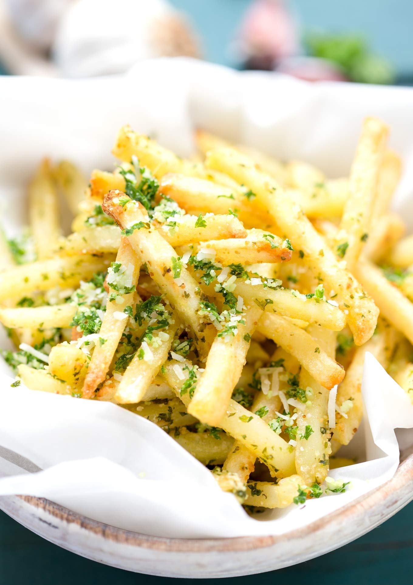 How To Make Mcdonald S Gilroy Garlic Fries Recipe Skinny Easy Check Out My Tip And Enjoy The Skinny Homemade V Fries Recipe Garlic French Fries Garlic Fries