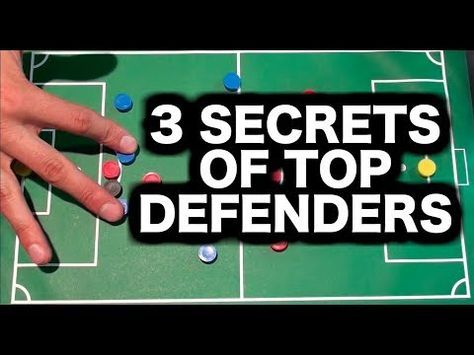 How to become a better defender in soccer | How to defend in