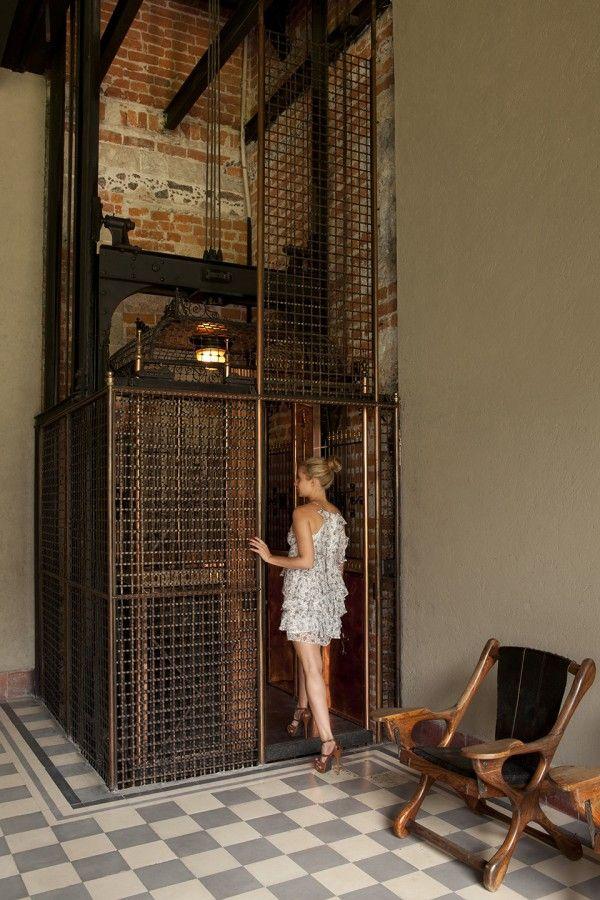 Downtown Mexico Hotel Hostels Design Elevator Design Hotels Design