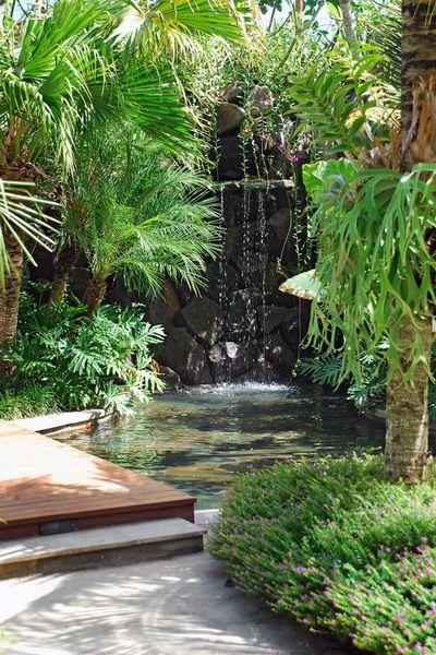 Tropical Landscape Design At Villa Batavia Bali By Bali Landscape