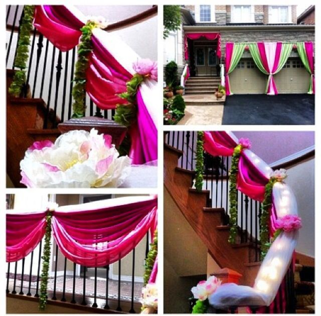 Home Inspiration! For Indian Wedding Decorations In The