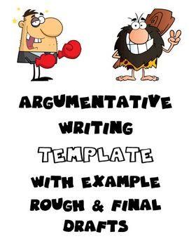 Argumentative Persuasive Template Essay Examples Organize Test