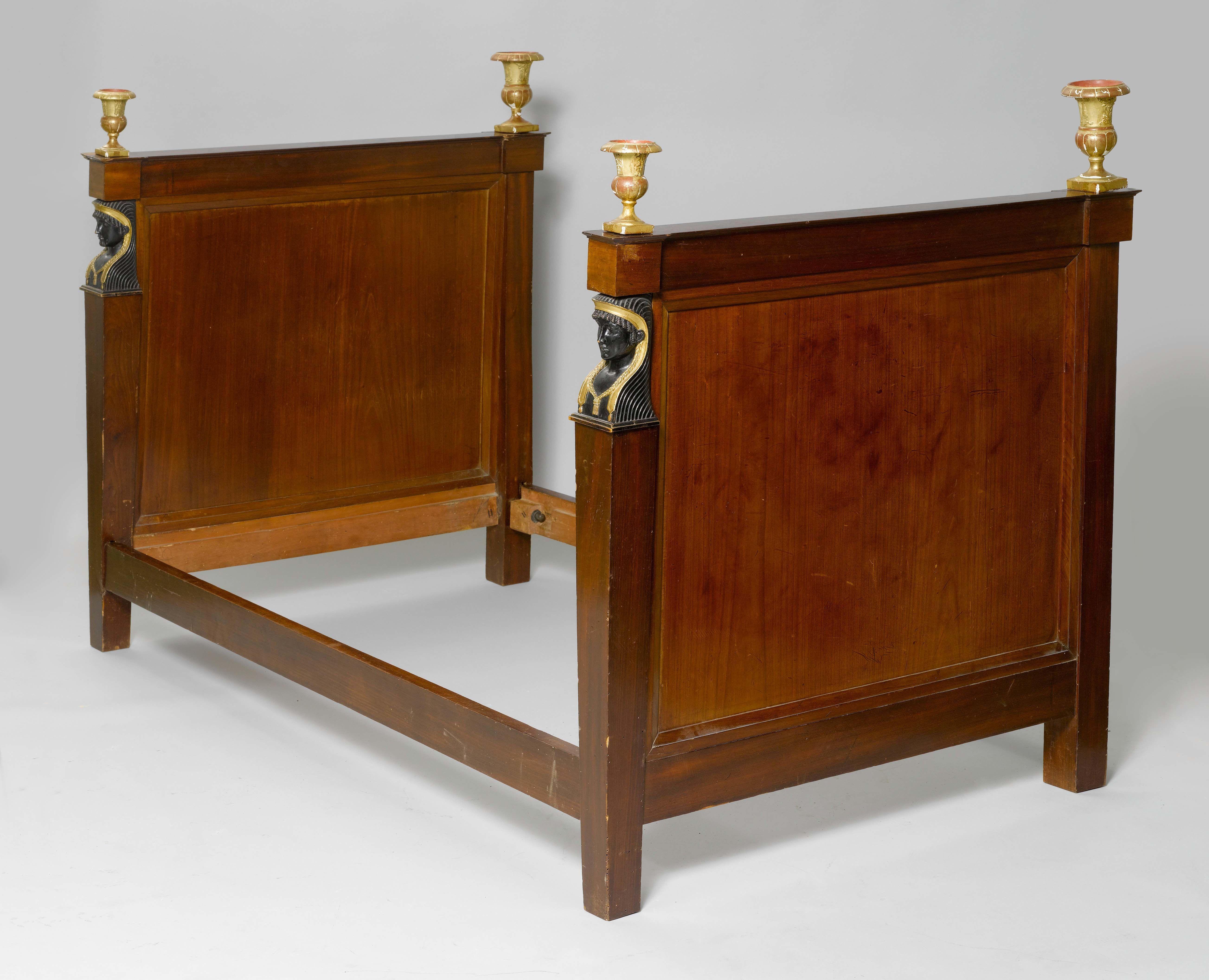 bett empire wohl italien lit empire pinterest. Black Bedroom Furniture Sets. Home Design Ideas