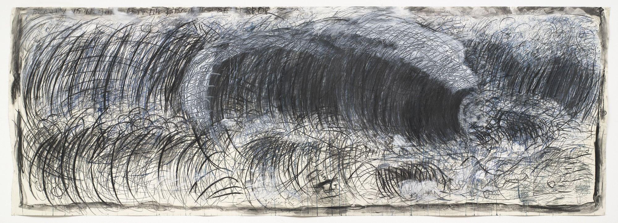 Pat steir abstract art inspiration artist film stills