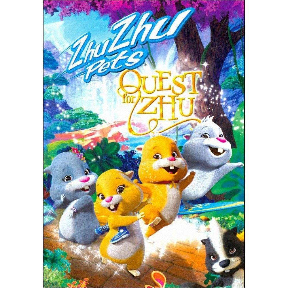 ZhuZhu Pets Quest for Zhu (Spanish) (Widescreen) Pets