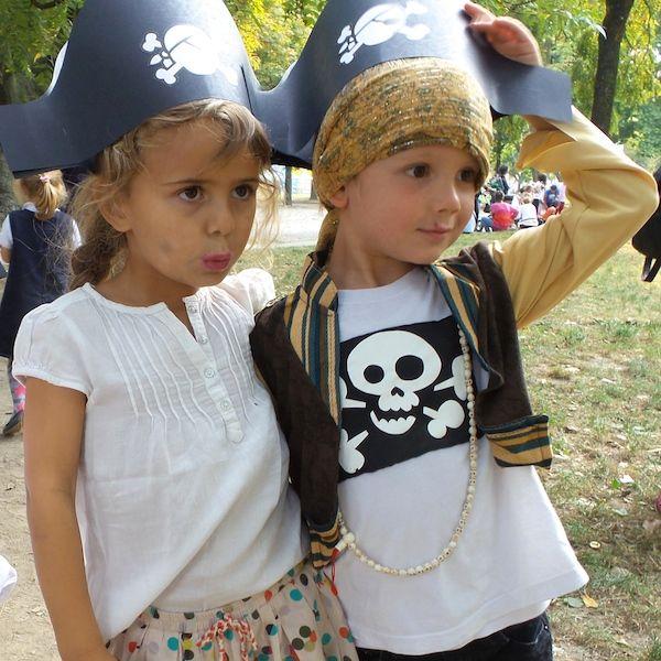 Festa pirati fai da te travestimenti  7e387ec4b857