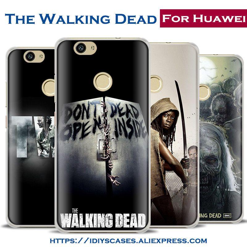 coque the walking dead huawei p8 lite 2017