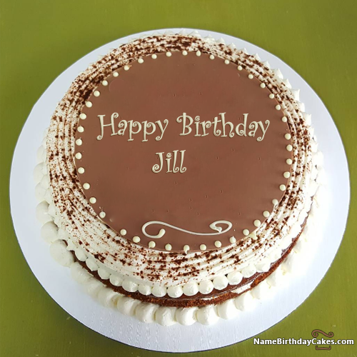 Surprising Happy Birthday Jill Video And Images With Images Happy Funny Birthday Cards Online Benoljebrpdamsfinfo