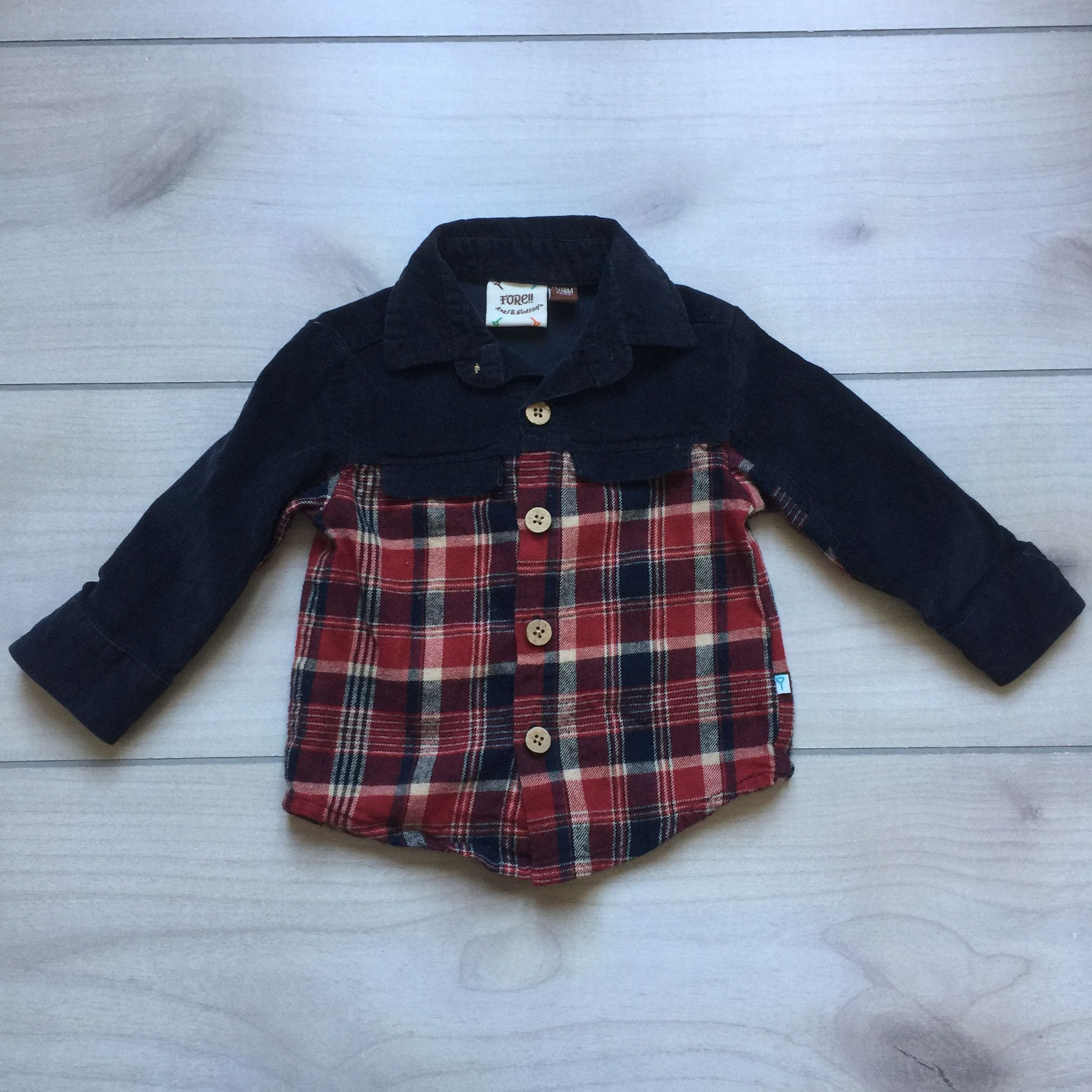 Flannel jacket with elbow patches  FORE Axel u Hudson Flannel Shirt  Products  Pinterest  Flannel