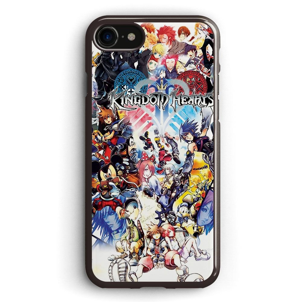 kingdom hearts iphone 7 case