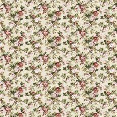 Vintage kvety malý vzor