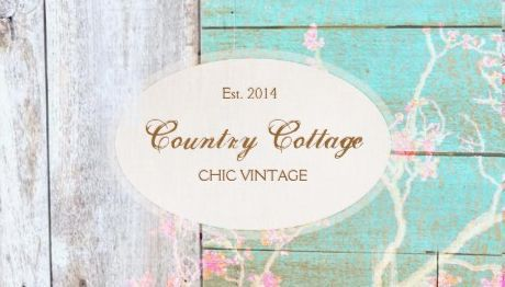 Rustic aqua and white wood country cottage chic designer business rustic aqua and white wood country cottage chic designer business cards httpwww reheart Image collections